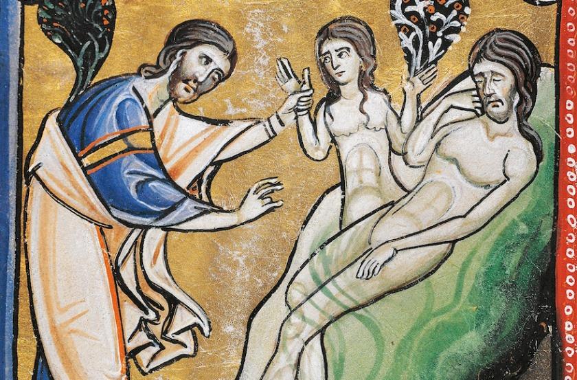 Creation of Eve from Adam's rib